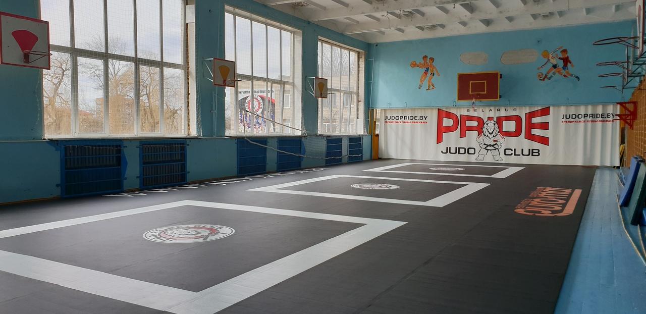 Зал №1 по ул. Богданова 10, СШ №45 (Сельмаш)